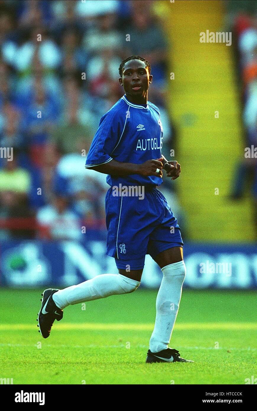 CELESTINE BABAYARO CHELSEA FC 23 July 1999 - Stock Image