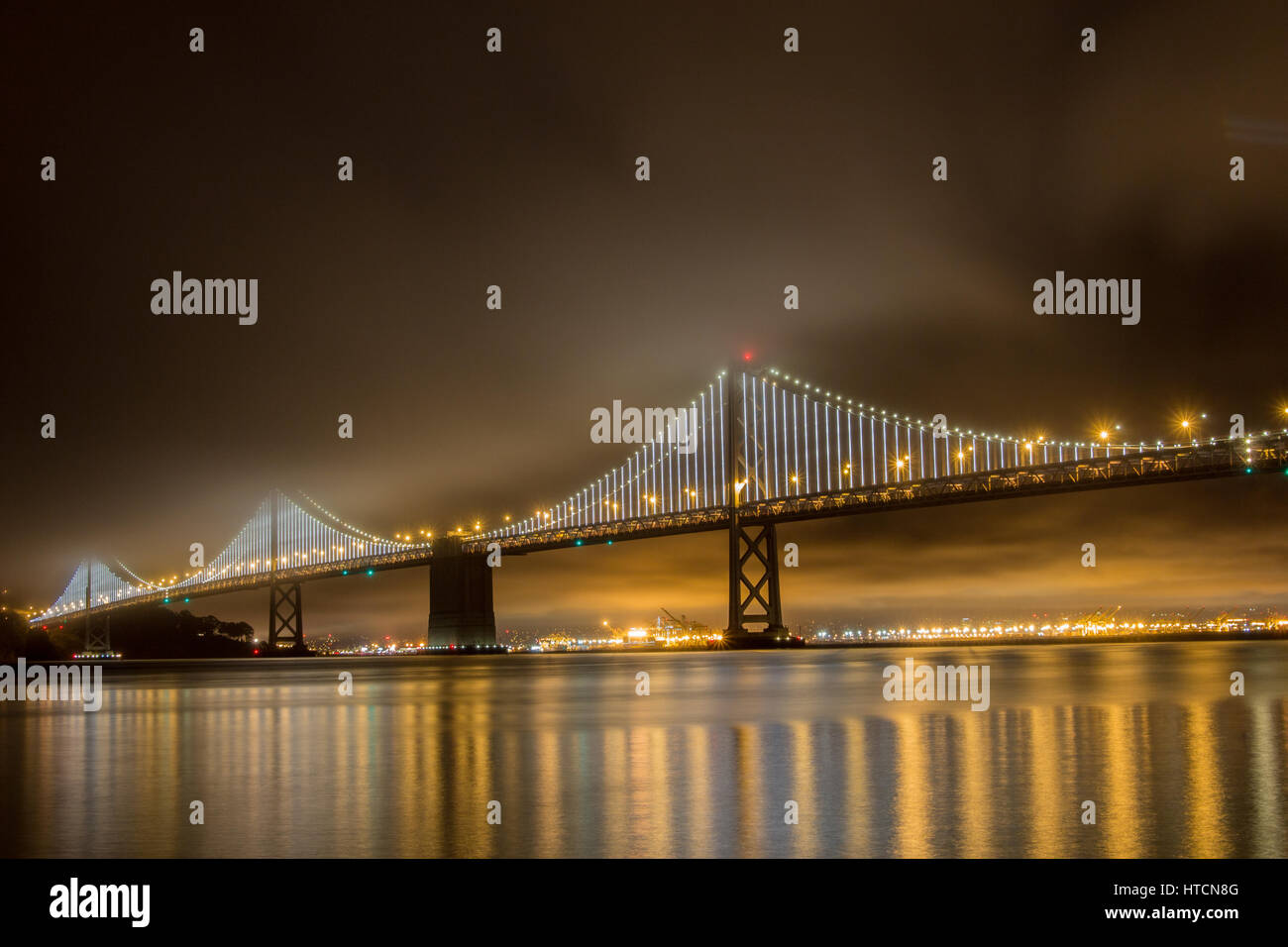 San Fransisco, one of the best cities in the US & world where you can find amazing bridges like golden gate, - Stock Image