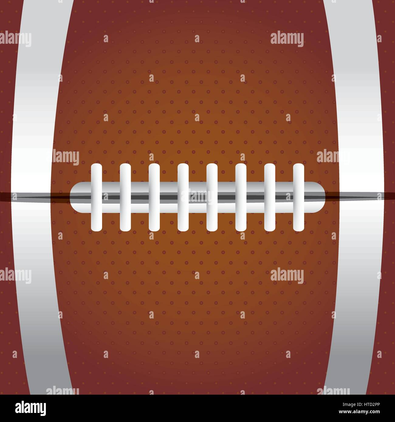 background with football ball texture - Stock Vector
