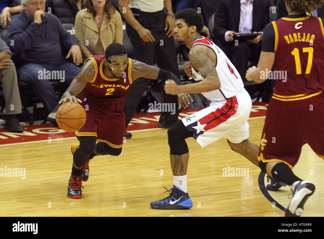 washington dc november 16 kyrie irving pictured during an nba regular HTE4R8 kyrie stock photos & kyrie stock images alamy