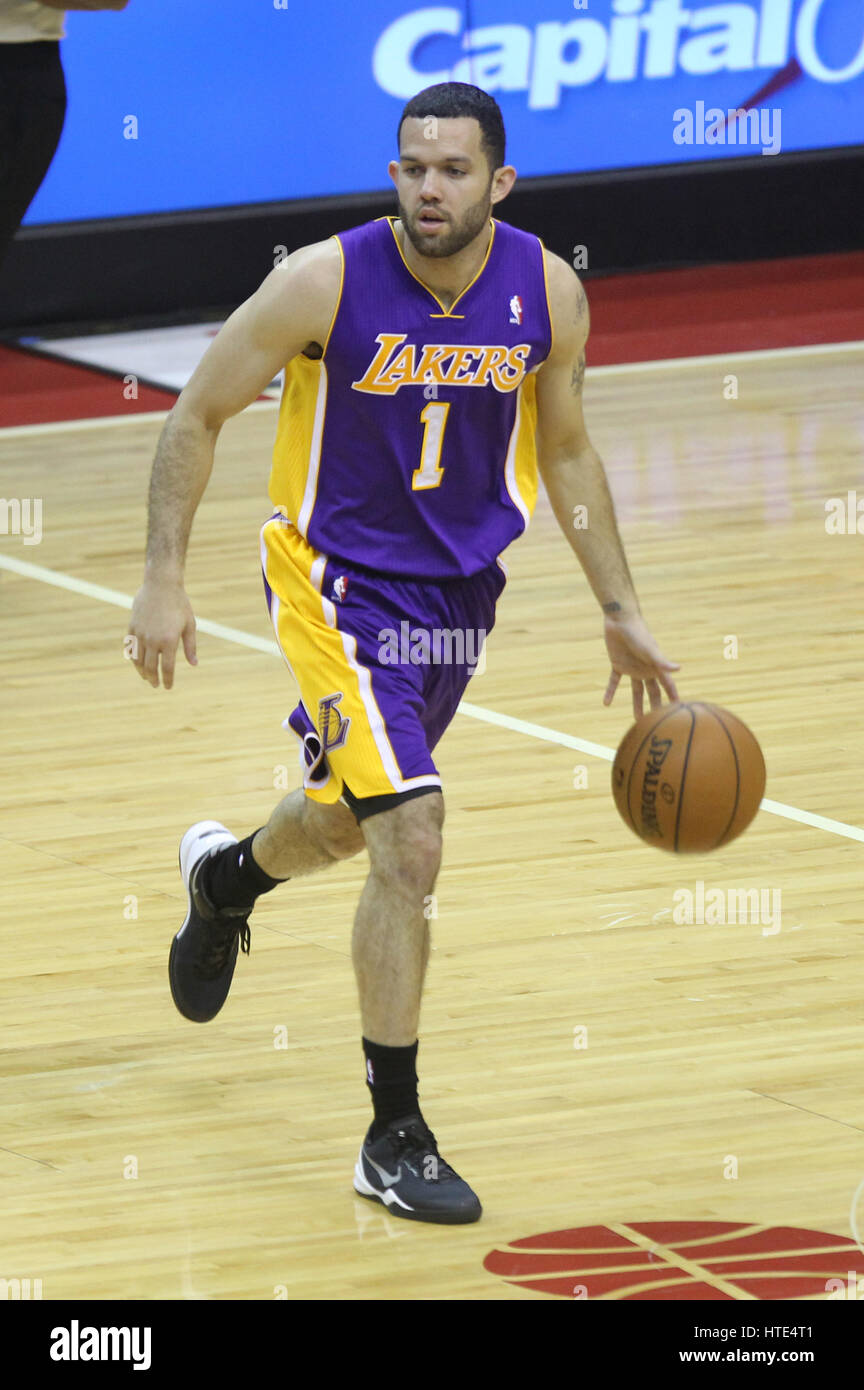 6d2ca23e1ce123 WASHINGTON DC - NOVEMBER 26   1 Jordan Farmar pictured in an NBA regular  season