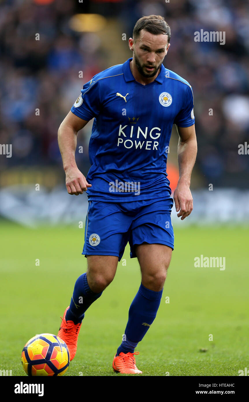 445cd9a0b7 Leicester City s Daniel Drinkwater Stock Photo  135539976 - Alamy