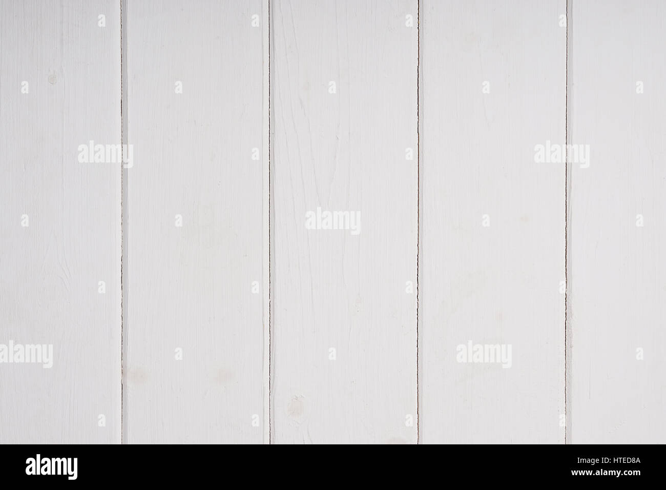 Rustic White Wood Wall Paneling Background Texture