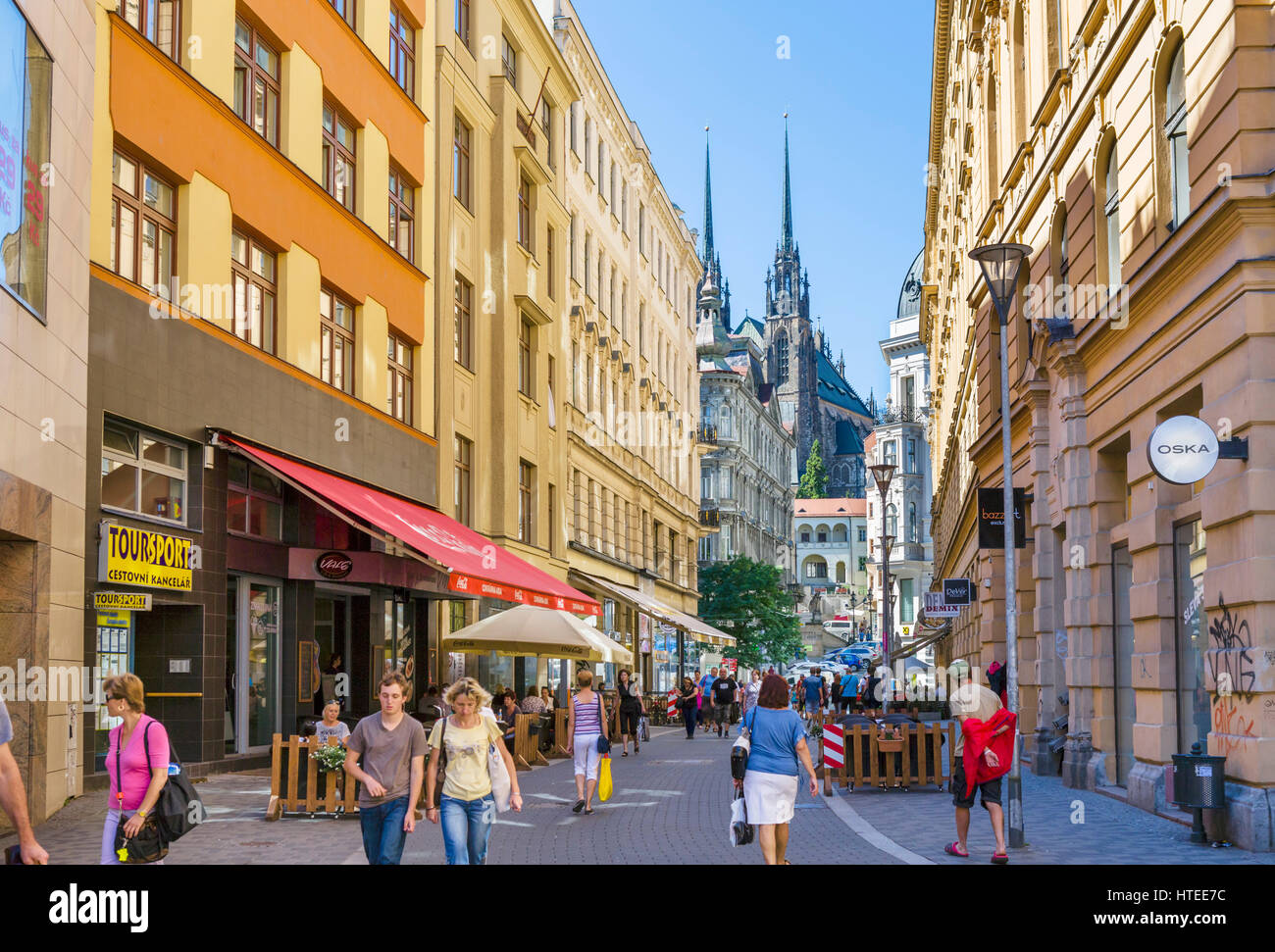 Stock options czech republic