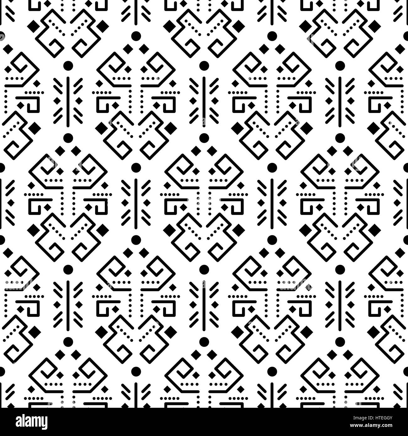 African Tribal Pattern Stock Photos African Tribal Pattern Stock