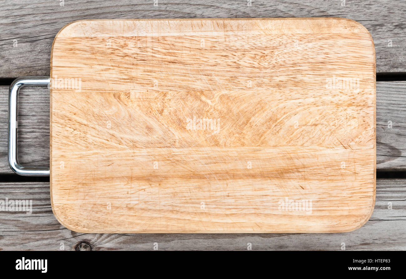 Wooden Chopping Board Menu Background High Resolution Stock Photography And Images Alamy