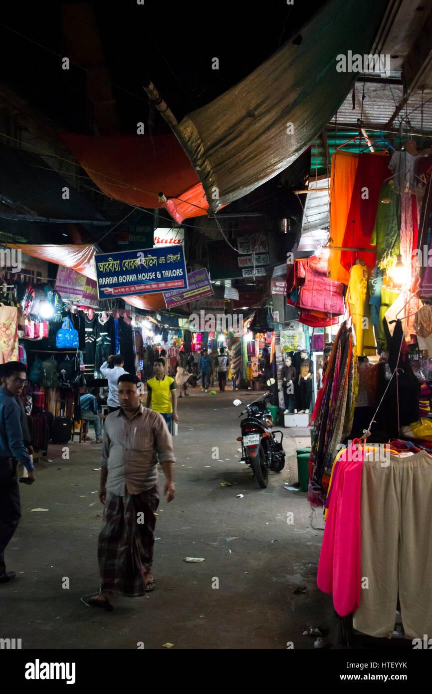Shopping Center In Dhaka Bangladesh Stock Photos & Shopping