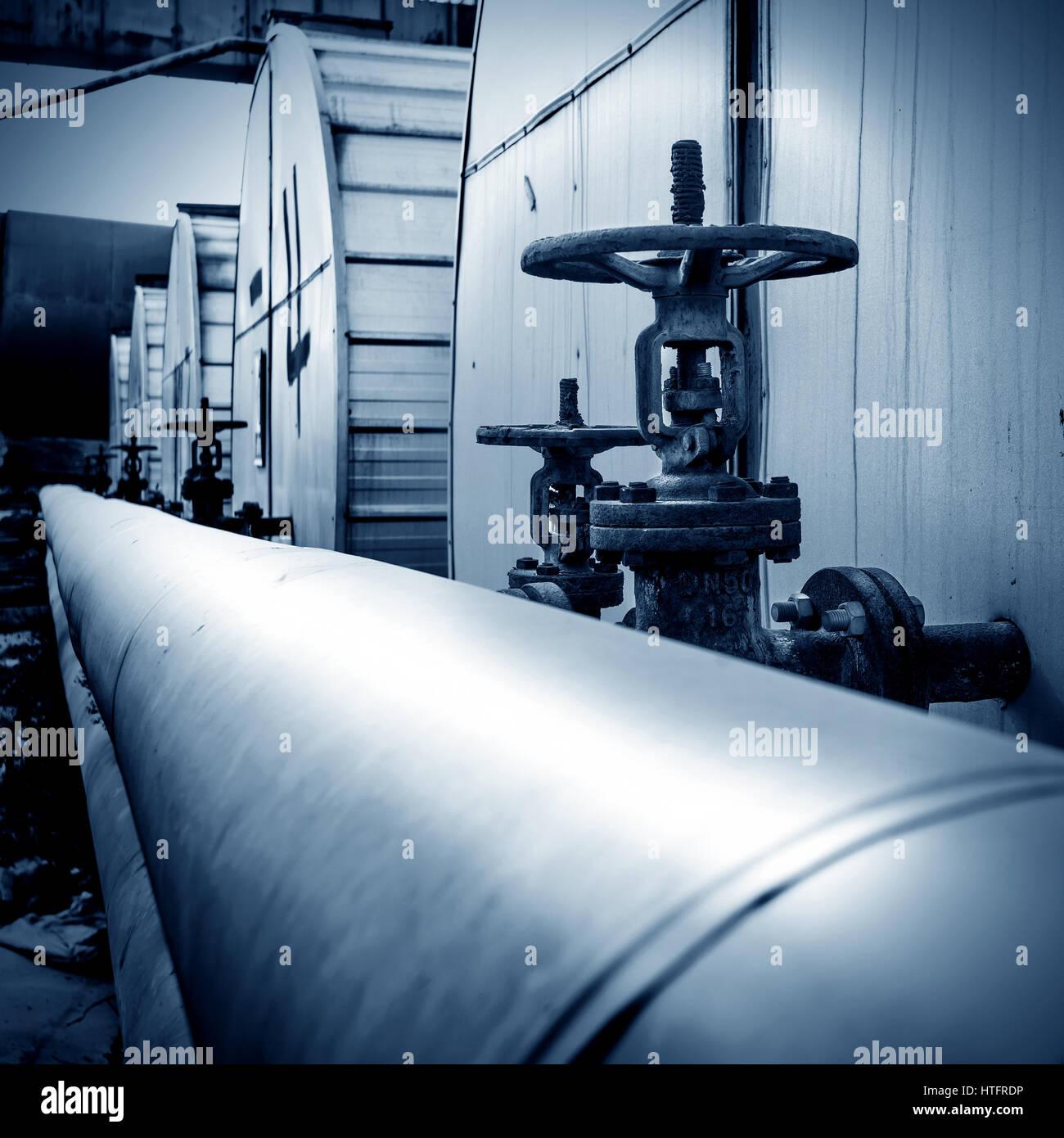 A Vertical Copper Boiler Stock Photos & A Vertical Copper Boiler ...