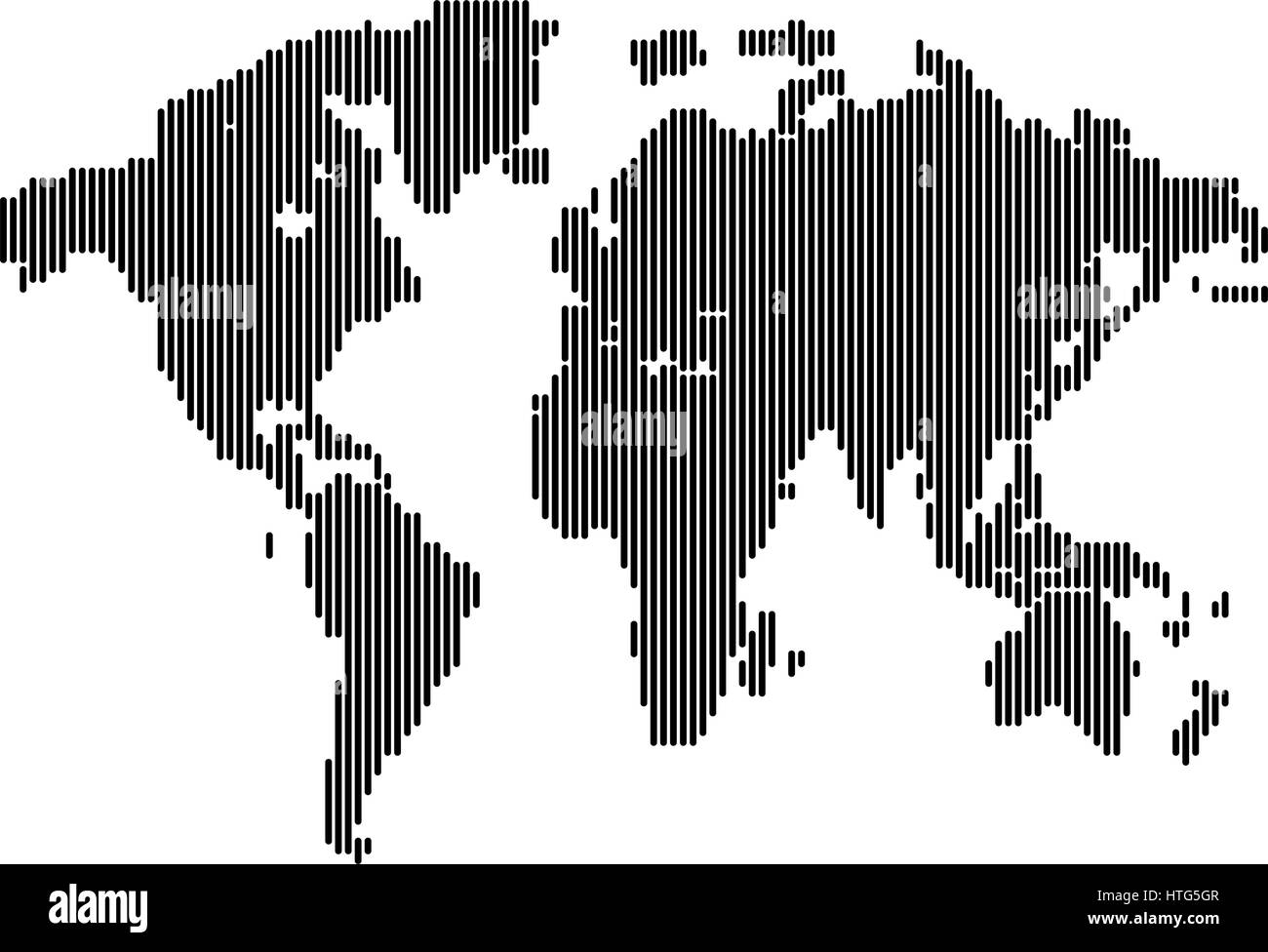 Isolated dark grey color worldmap of lines on white background isolated dark grey color worldmap of lines on white background earth vector illustration gumiabroncs Choice Image