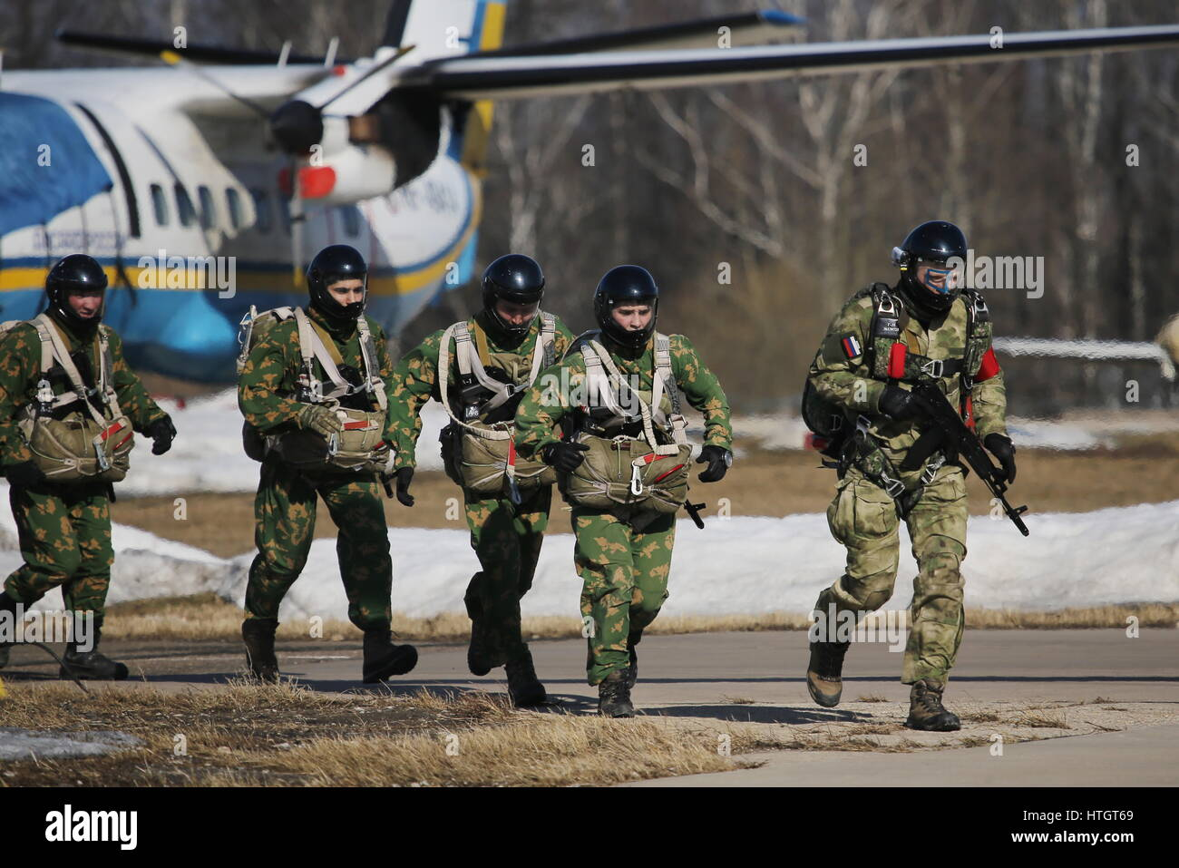 Special Forces Vityaz: training, photo 89