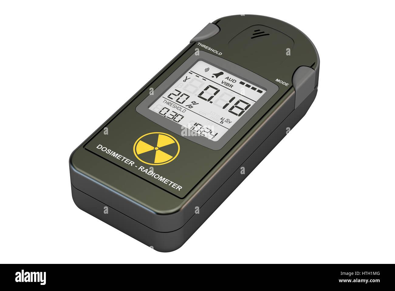 Radiation Dosimeter Stock Photos Amp Radiation Dosimeter