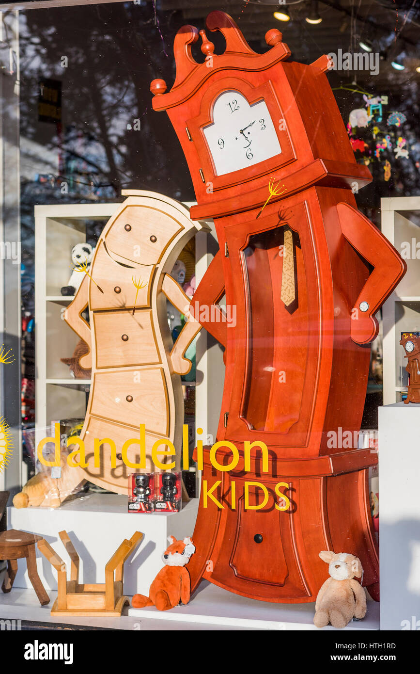 Whimsical Childrens Furniture By Artist Judson Beaumont Dandelion