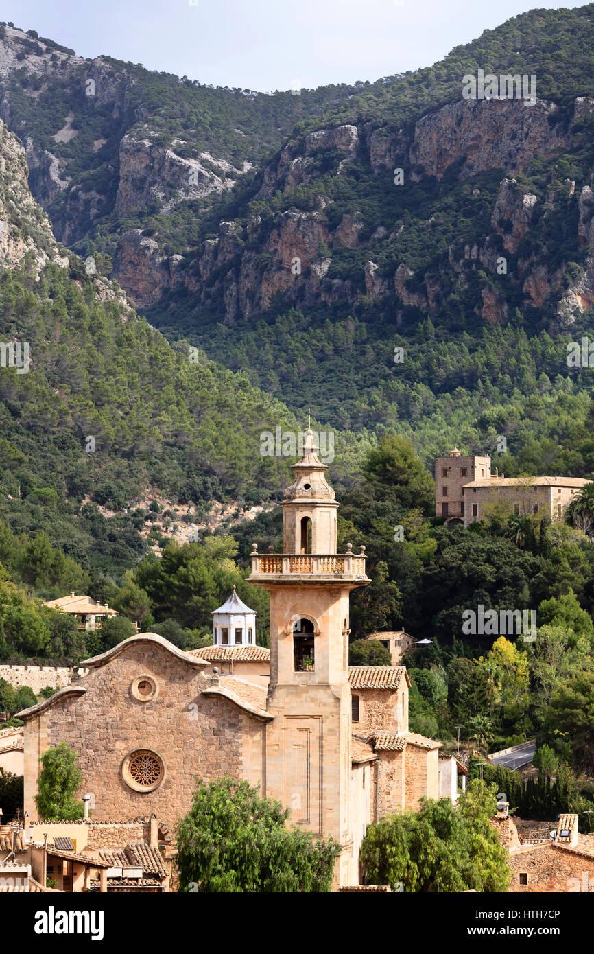 Valldemosa, Mallorca, Spain Stock Photo