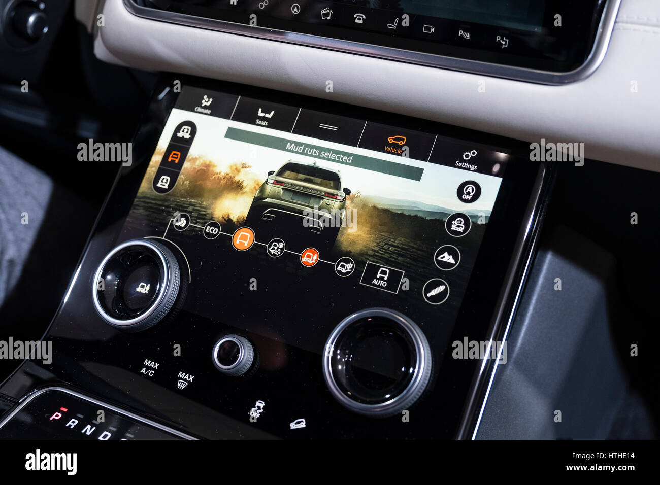 custom gear landrover dash styling indicator motorworks zulu rover land dashboard je defender interior