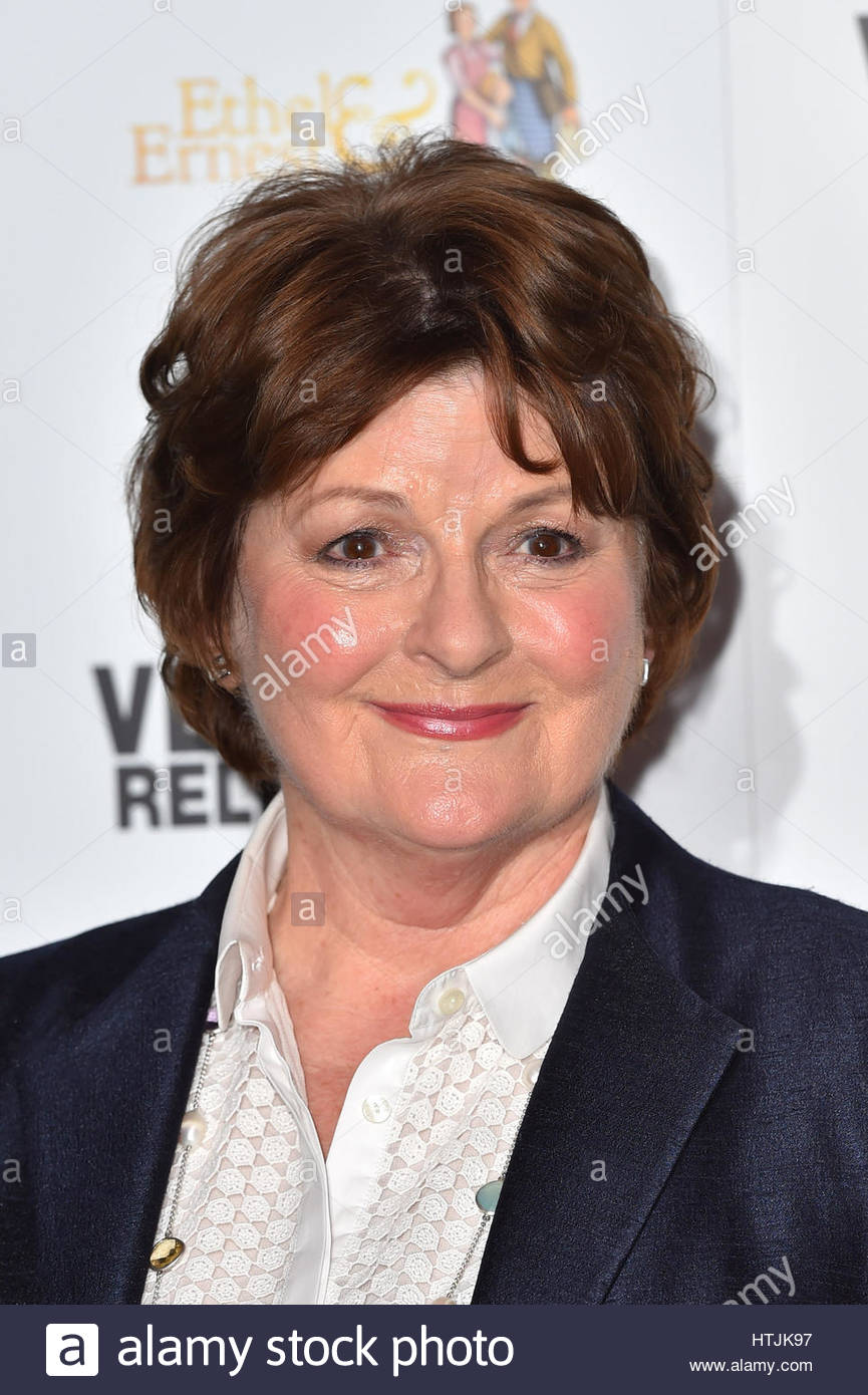 File photo dated 15/10/16 of Brenda Blethyn who has revealed she did