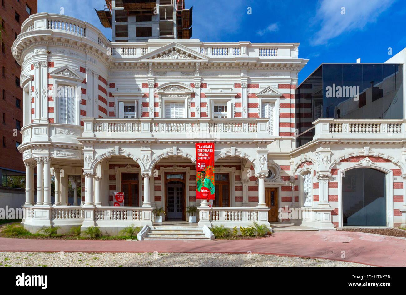 'Casa de la Cultura' Tigre, Buenos Aires, Argenitna - Stock Image