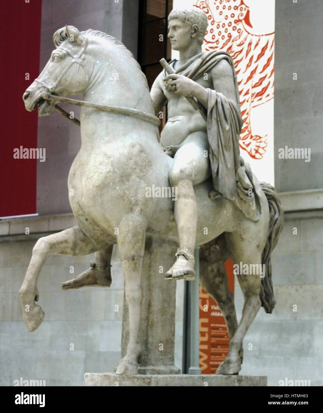 marble.htm marble statue of a youth on horseback  roman  sculpted in italy  marble statue of a youth on horseback