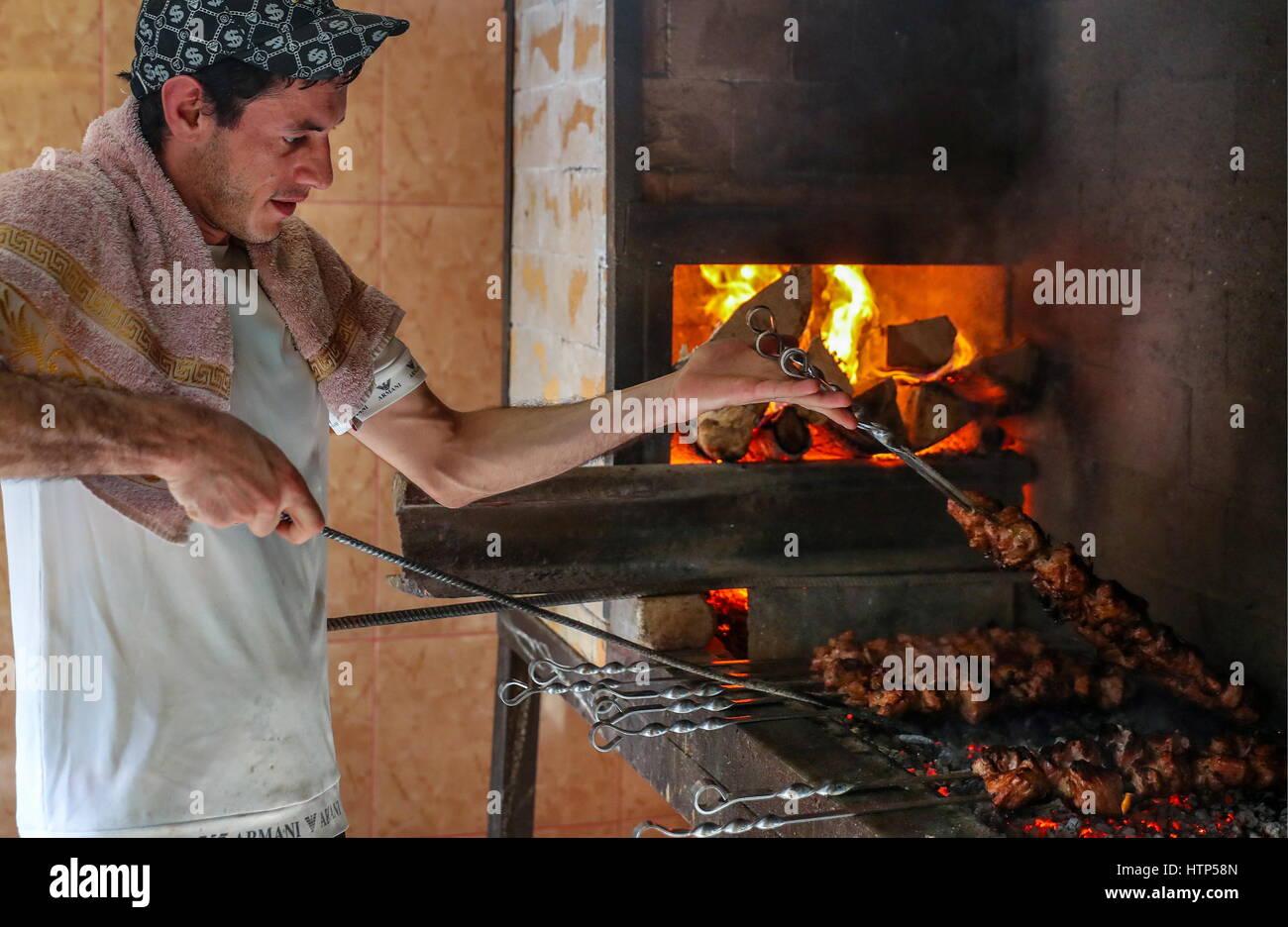 Abkhazian cuisine: a selection of sites