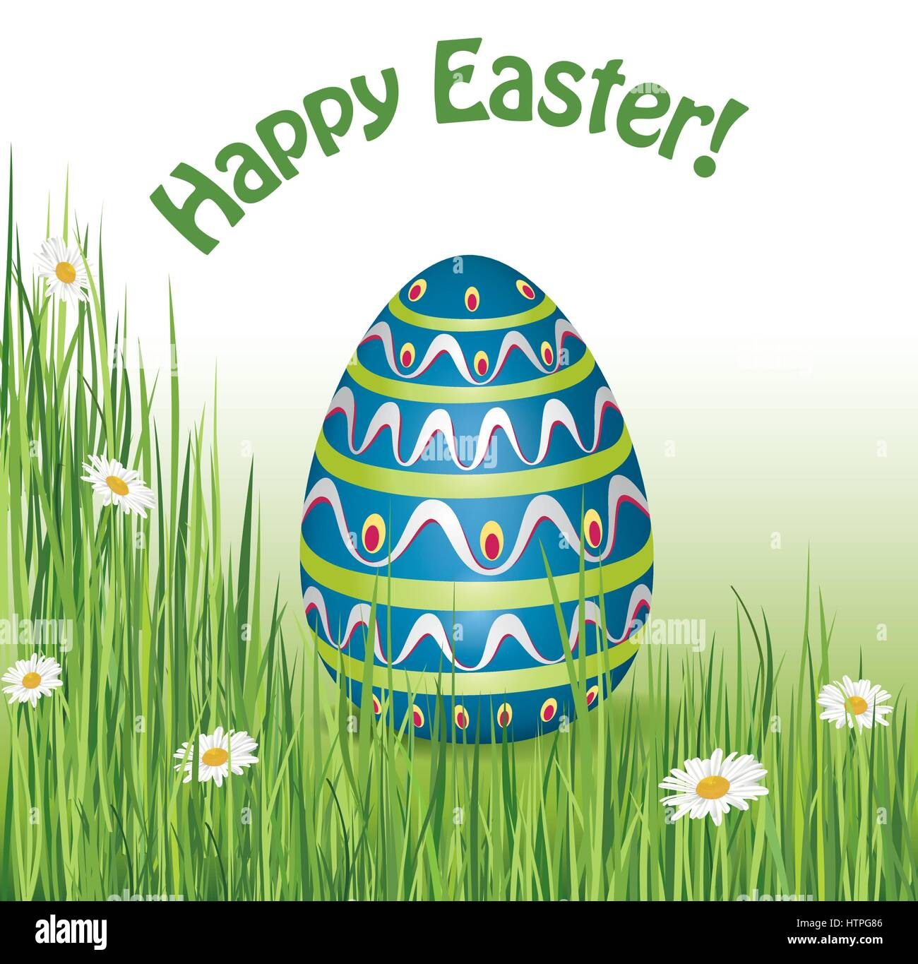 Easter Sign Easter Greeting Card Background Religious Faith Symbol