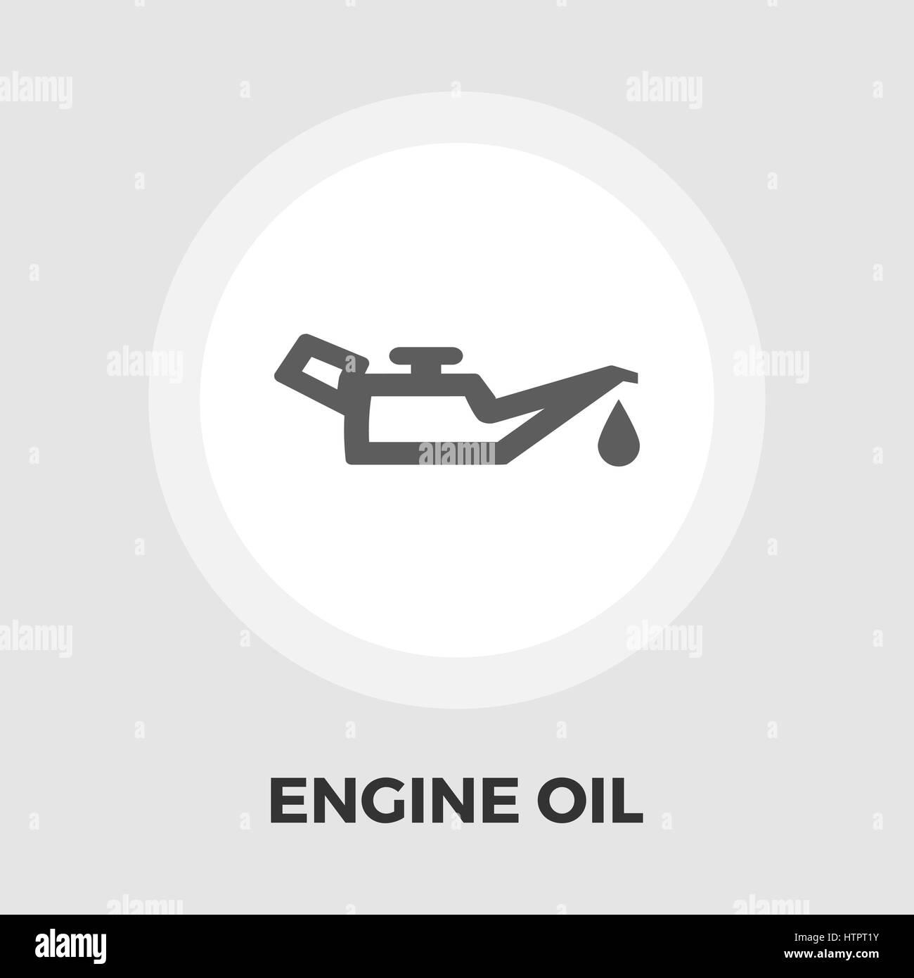 Oil Warning Light Vector Vectors Stock Photos & Oil Warning