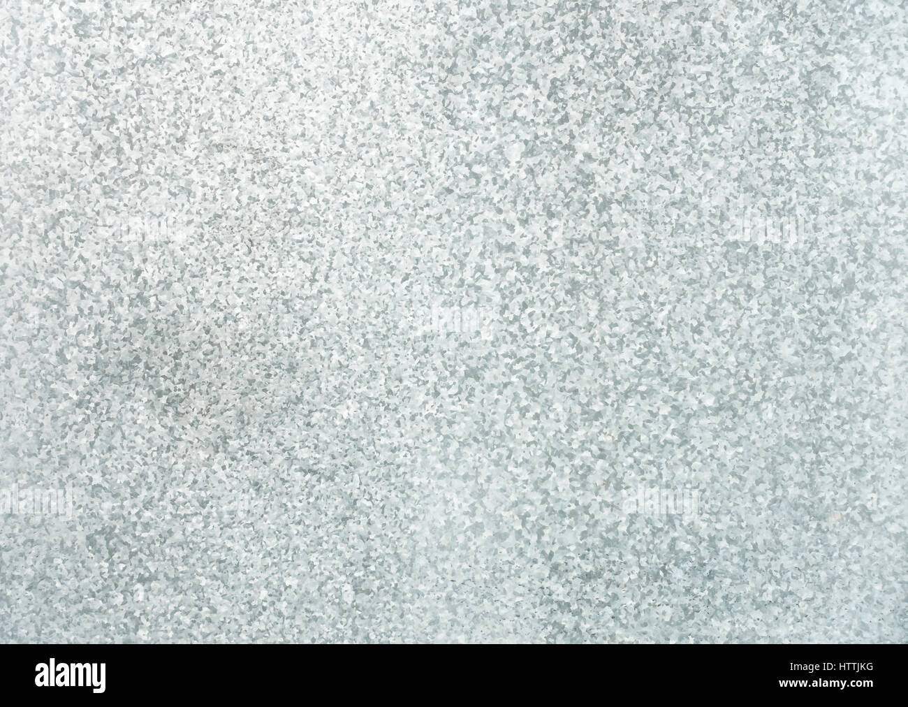 Galvanized steel sheet background in three shades of gray. - Stock Image
