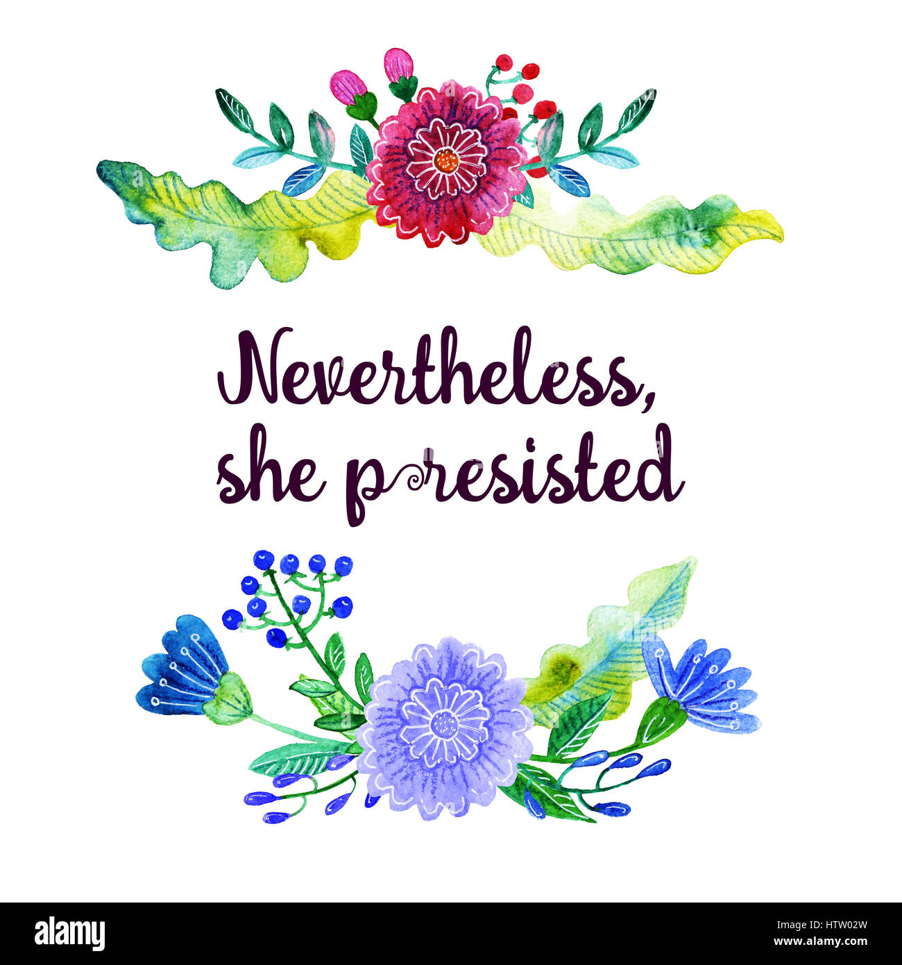 be7058a12 Inscription feminists: Nevertheless, she persisted. The slogan of Ink Riot.  Womens protest