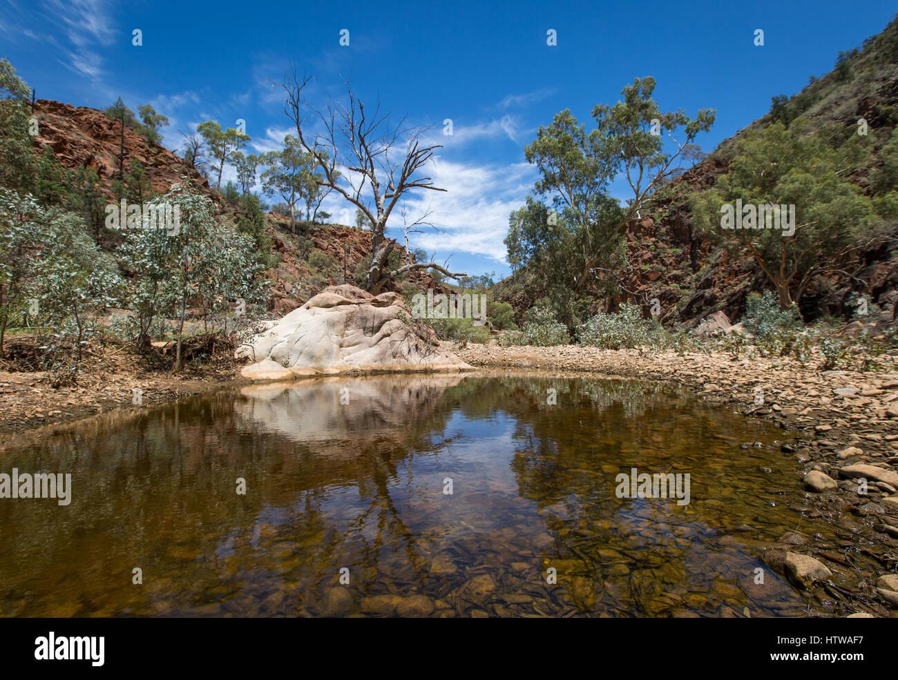 Arkaroola - Flinders Ranges, South Australia - Stock Image