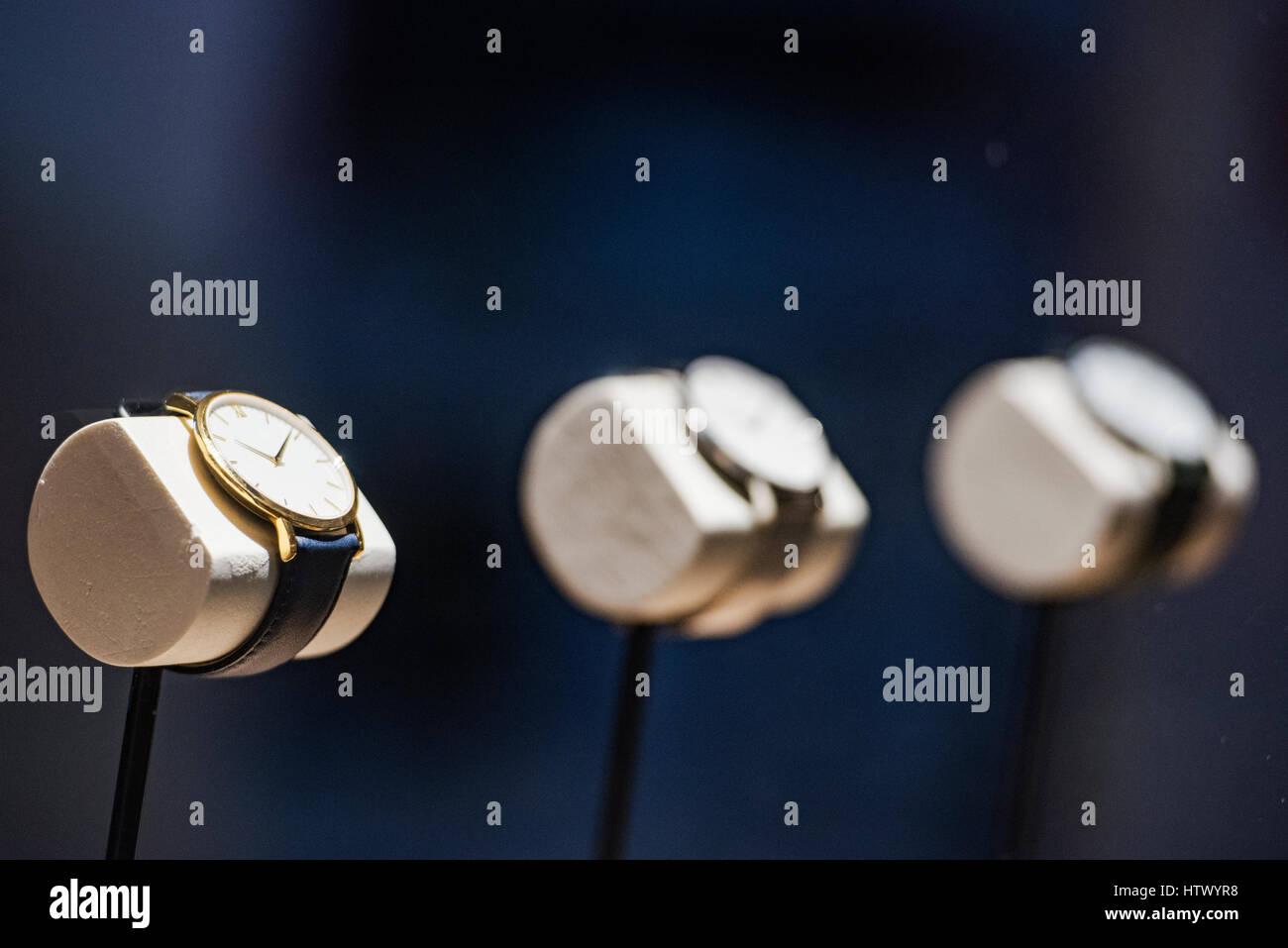 Clock Shop Detail Stock Photos Amp Clock Shop Detail Stock