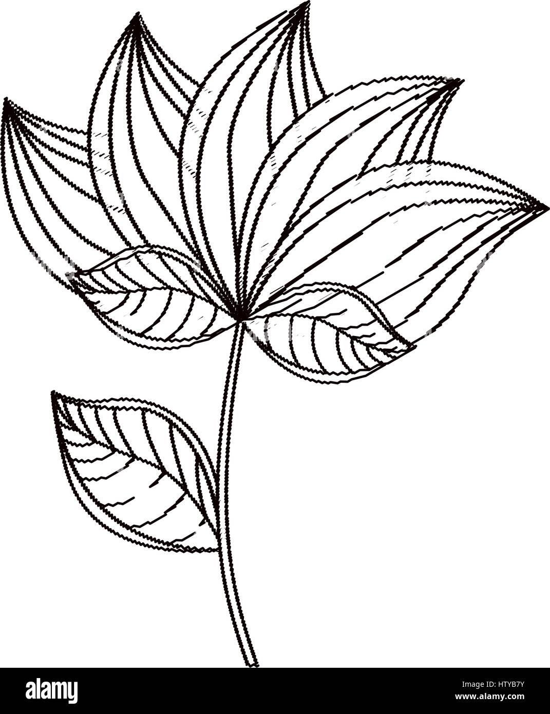 Lotus flower decoration sketch stock vector art illustration lotus flower decoration sketch izmirmasajfo