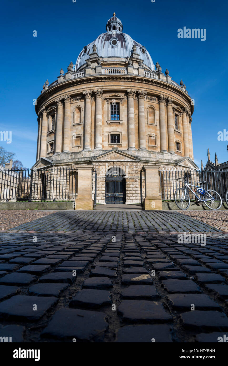 Radcliffe Camera, Oxford - Stock Image