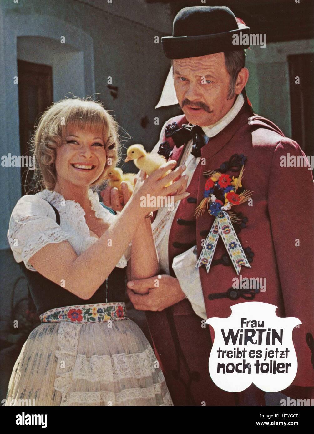 Frau Wirtin