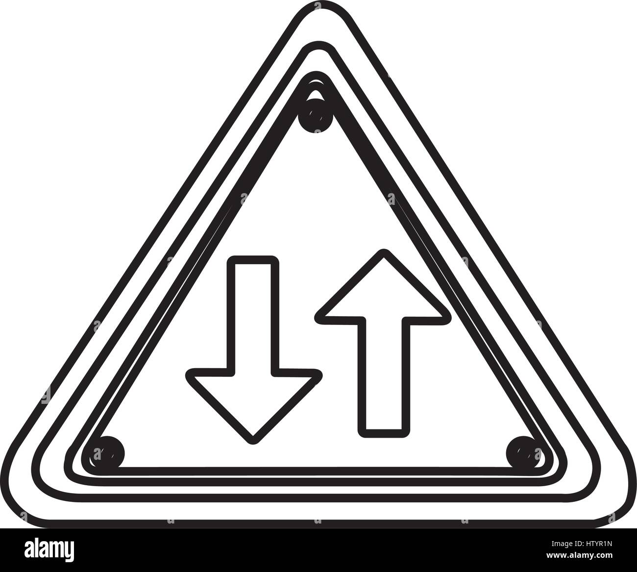 Triangle Button Stock Photos & Triangle Button Stock Images - Alamy