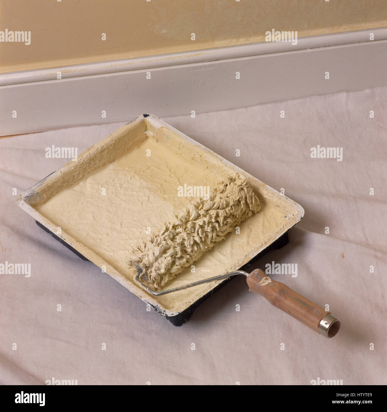 Paint Tray Stock Photos & Paint Tray Stock Images - Alamy