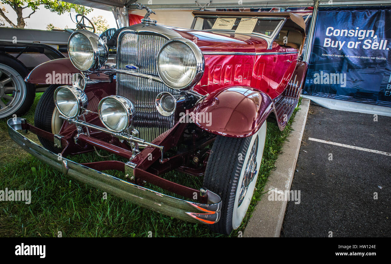 Hershey Car Show >> Classic Antique Auto Car Show Hershey Pa Stock Photo
