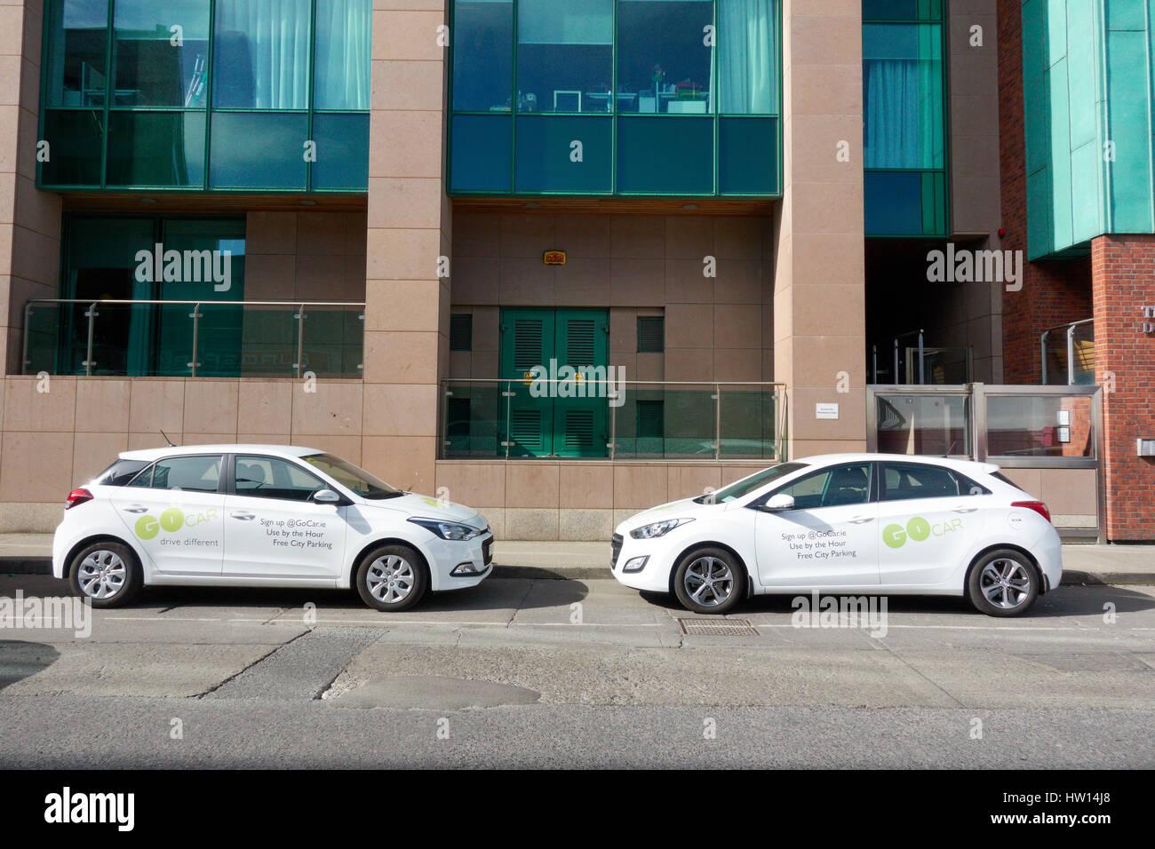 Dublin City Center Car Hire