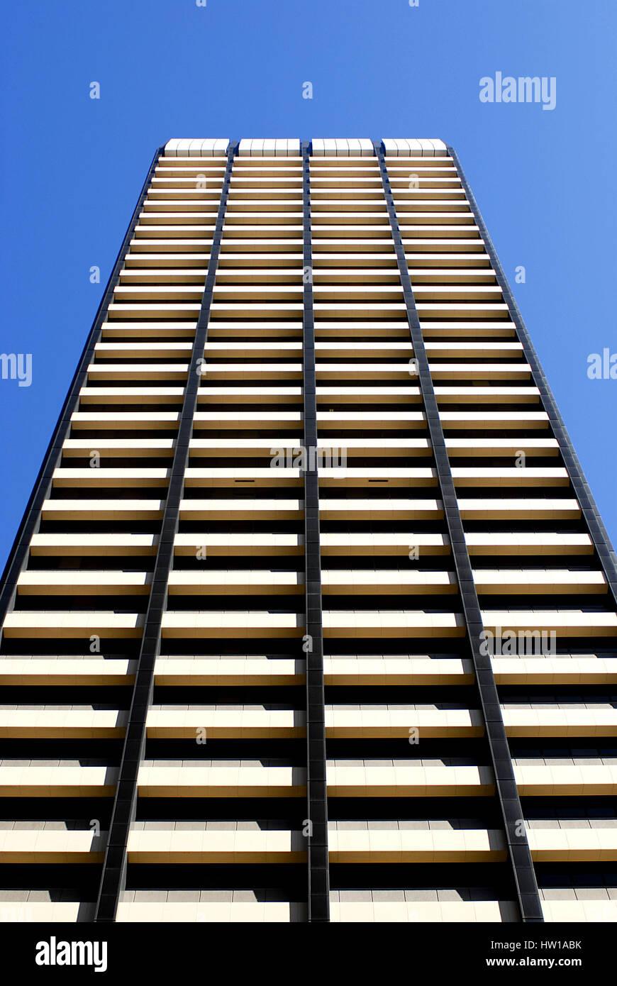 Skyscraper, Wolkenkratzer - Stock Image
