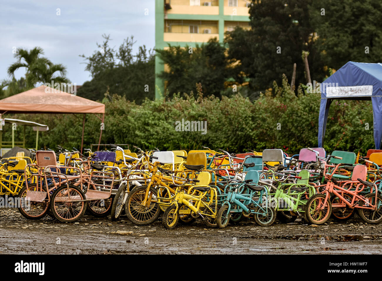Tricycles Stock Photos & Tricycles Stock Images - Alamy