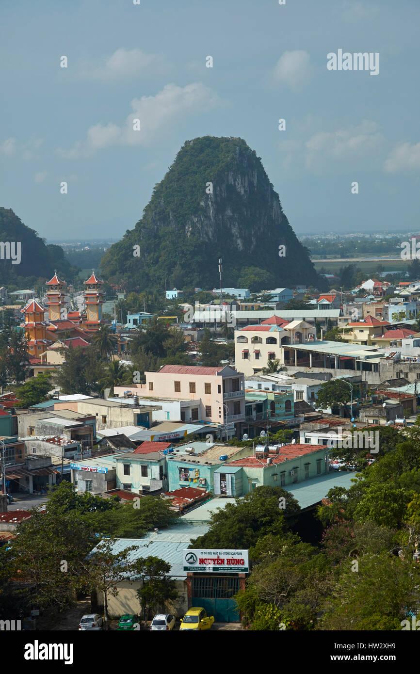 Marble Mountains, Da Nang, Vietnam - Stock Image
