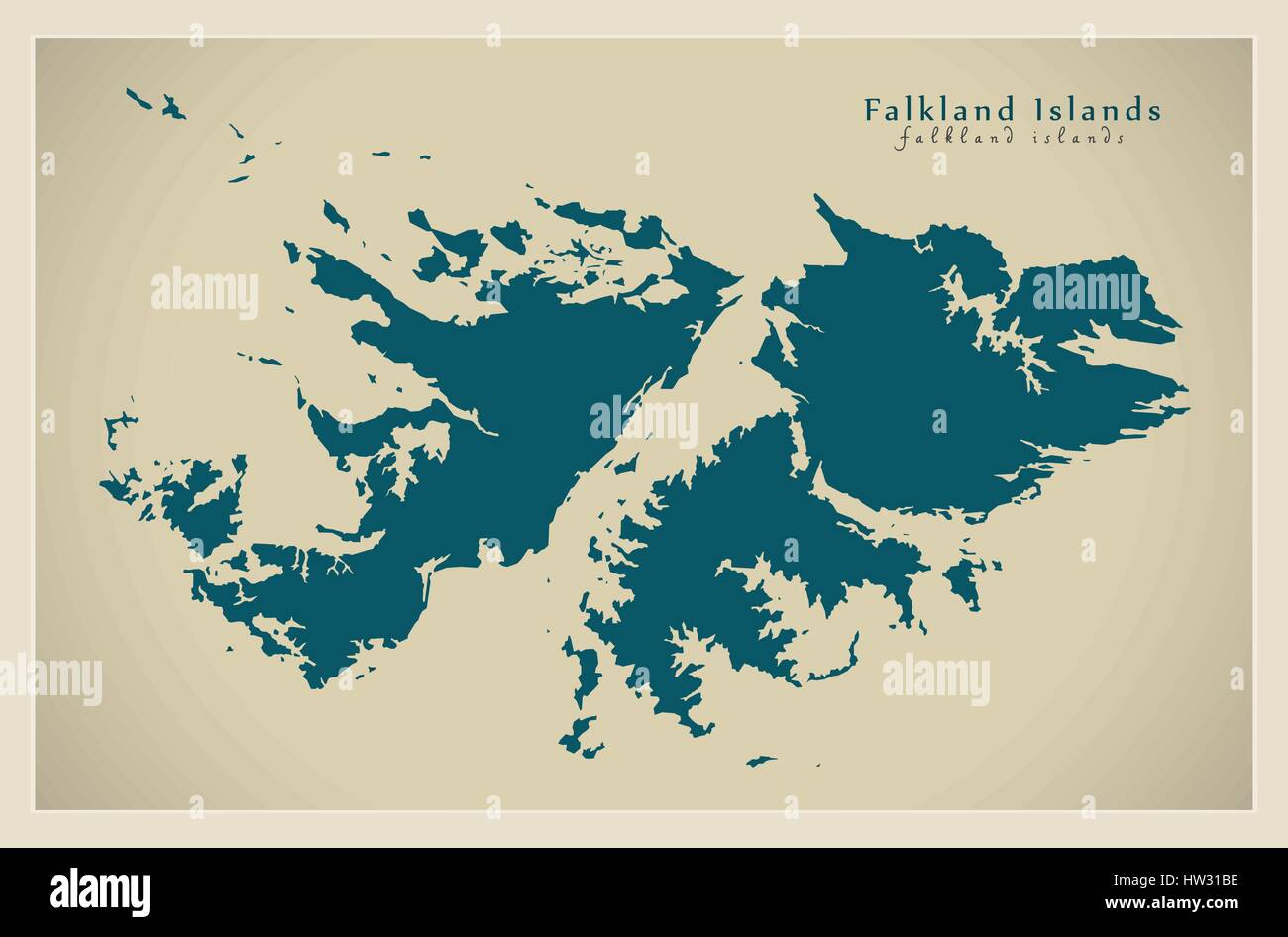 Page 2 Falkland Islands Map High Resolution Stock Photography And Images Alamy