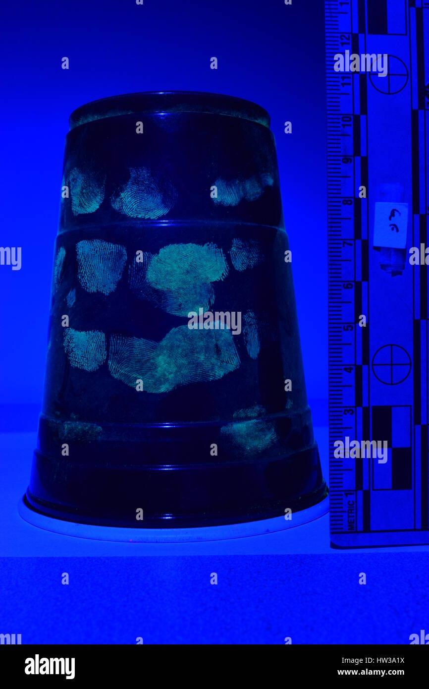 Fingerprint Crime Scene Stock Photos Amp Fingerprint Crime