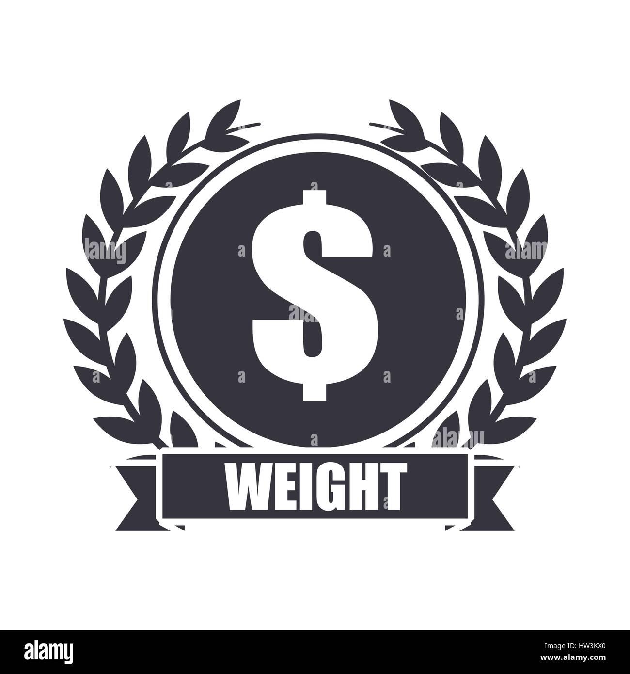 money sign design - Stock Image