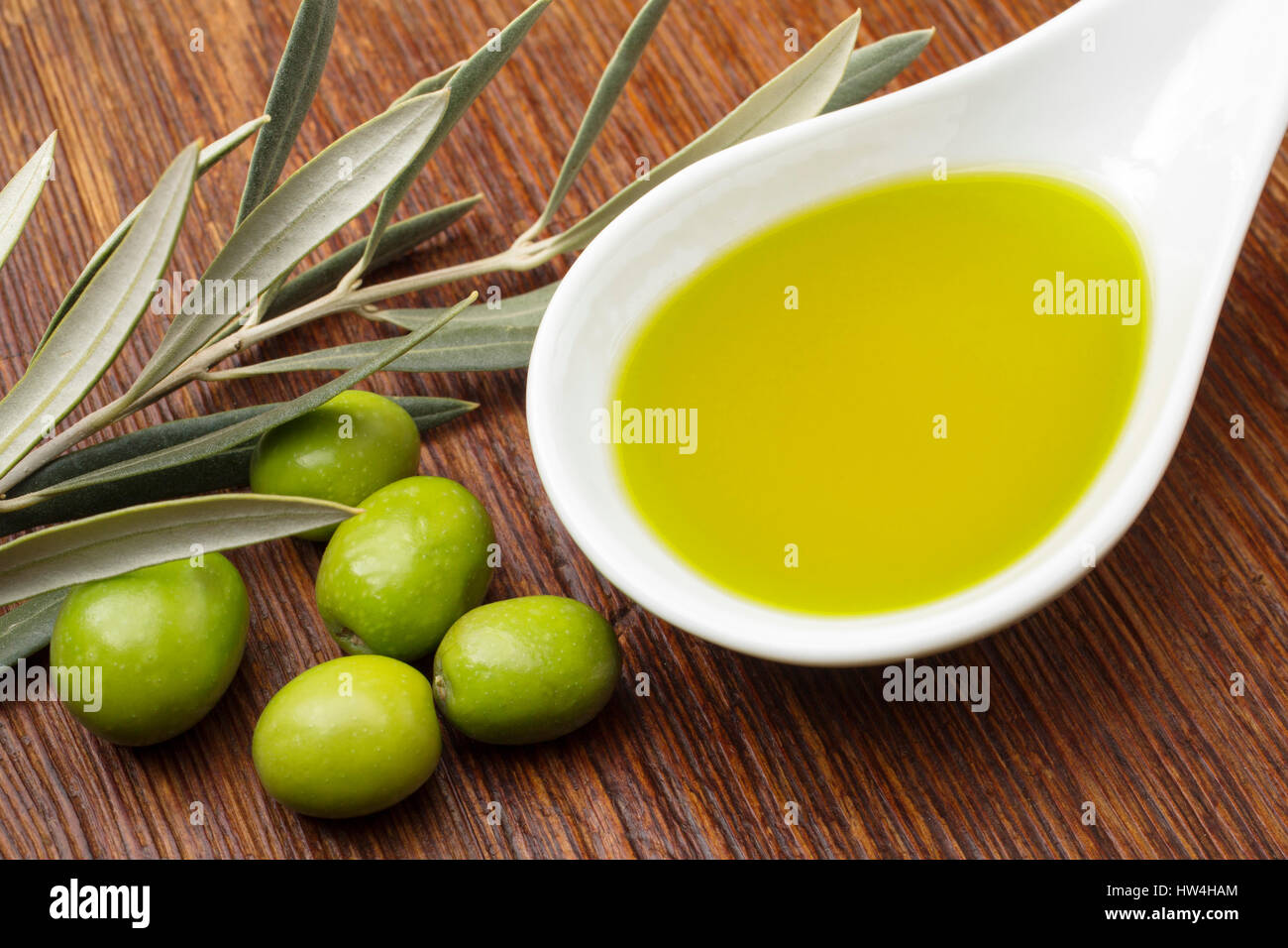 Extra virgin olive oil. Andalusia, Southern Spain Europe - Stock Image