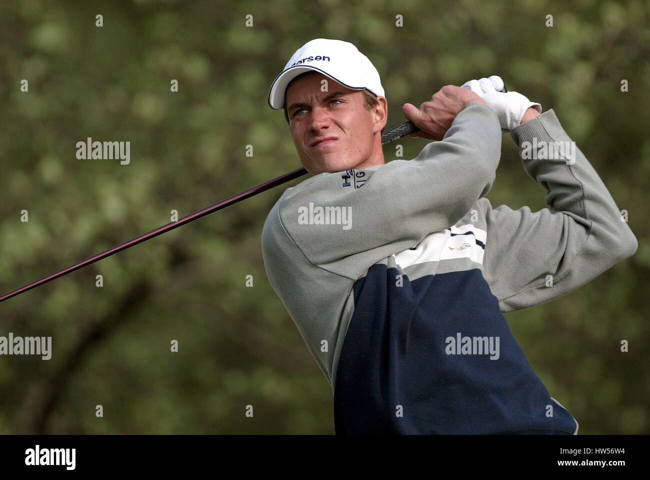 MADS VIBE-HASTRUP DENMARK THE BELFRY SUTTON COLDFIELD BIRMINGHAM 10 May 2002 - Stock Image