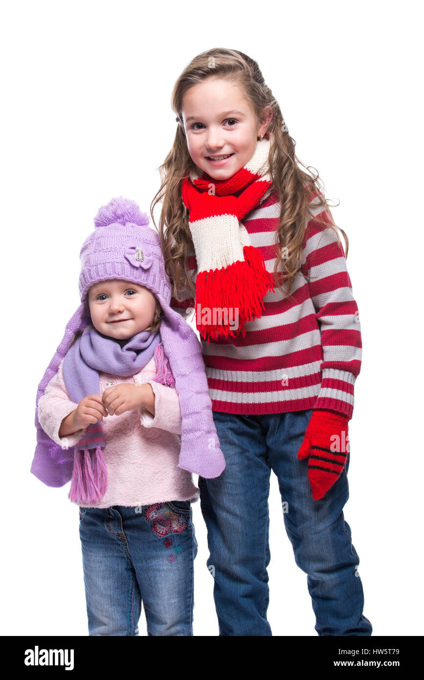 7643b0fe508d Winter Clothes Cut Out Stock Images   Pictures - Alamy