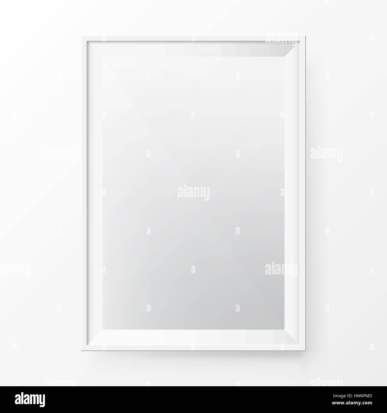 Shadow Box Frame Stock Vector Images - Alamy
