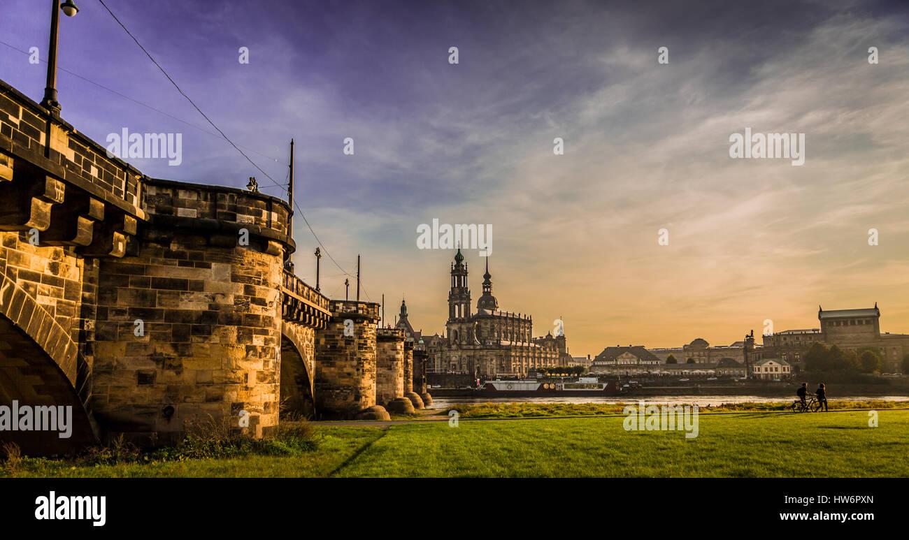 Dresden Stock Photo