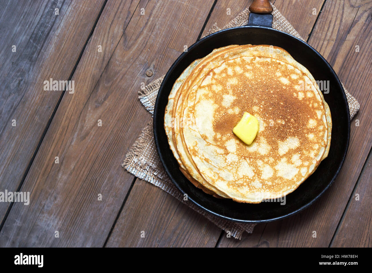Cast-iron pan for pancakes. The best pan for pancakes 10