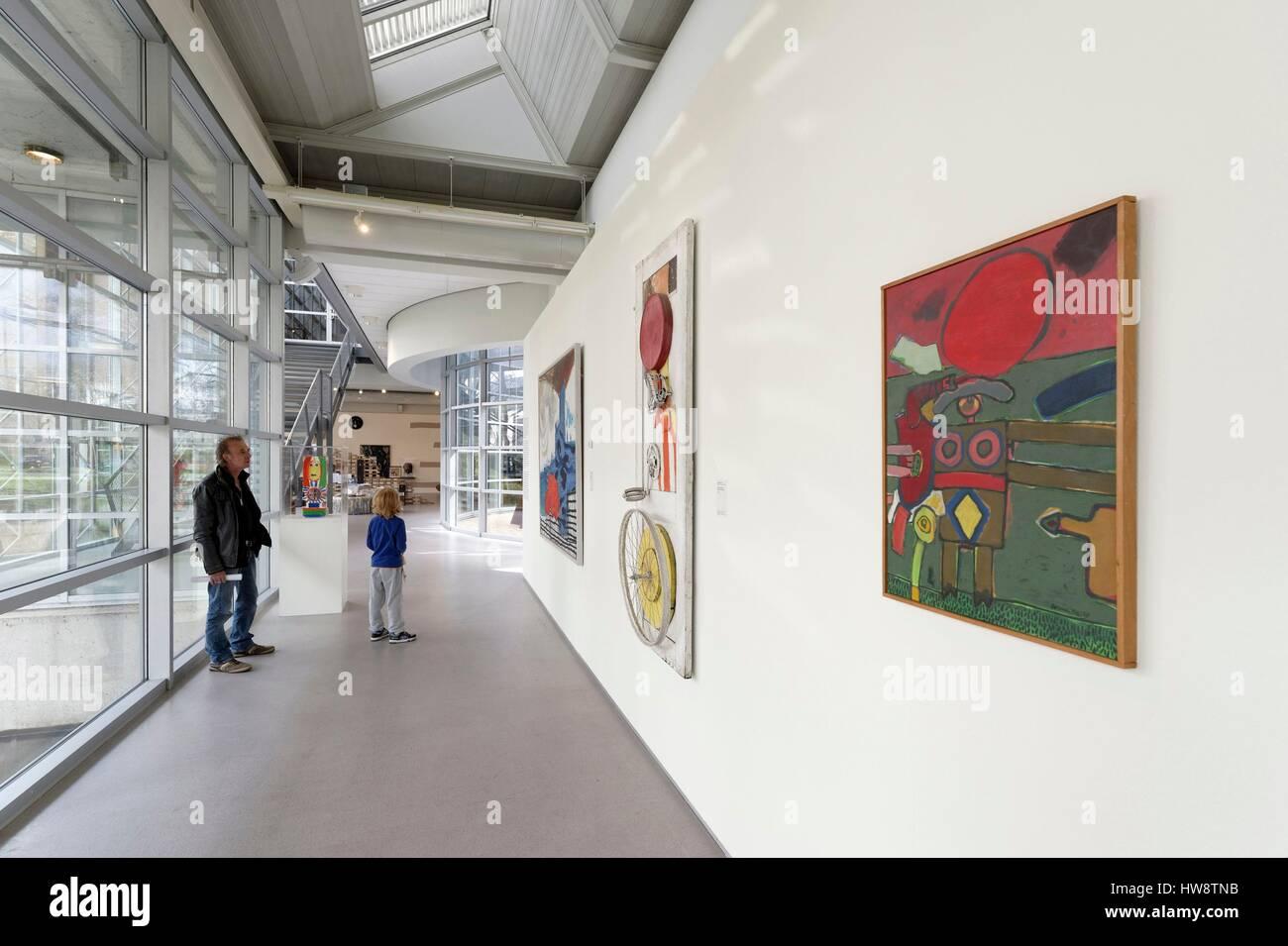 Cobra Museum Modern Art Amstelveen