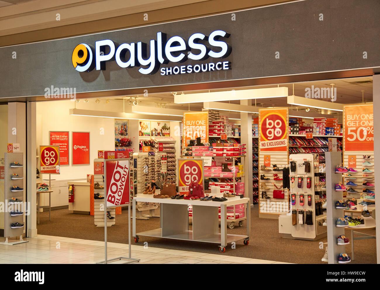 Payless Shoe Store Cincinnati