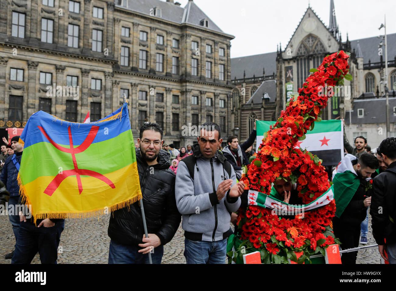 Berber Flag Stock Photos & Berber Flag Stock Images - Alamy
